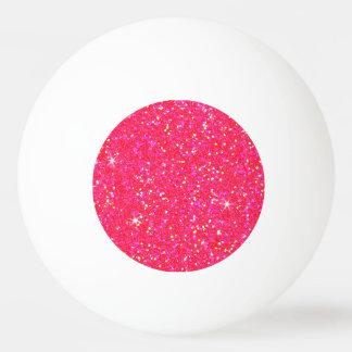 Glitter-glänzender Schein Ping-Pong Ball
