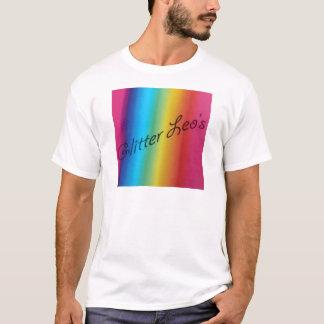 Glitter Löwe T-Shirt