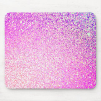 Glitter-Luxus glänzend Mauspad
