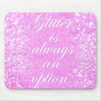 Glitter Mousepad