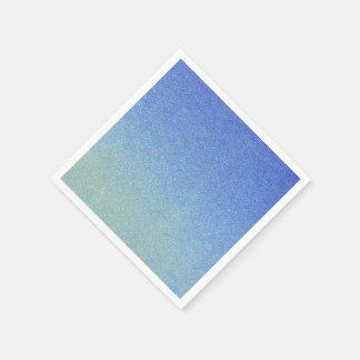 Glitter-Sand-Blick-Dunkelheits-Licht der Papierserviette