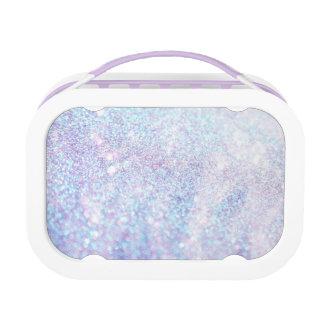 Glitter-Schein-Diamant Brotdose
