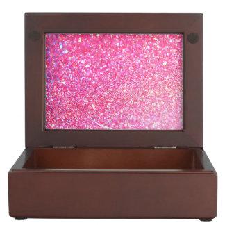 Glitter-Schein-Diamant Erinnerungsdose