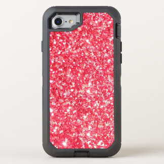 Glitter-Schein-Diamant OtterBox Defender iPhone 8/7 Hülle