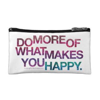 Glittery glückliche Muchness-Tasche
