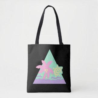 Glitzer-Haar-Flair-Tasche [Pastell] Tasche