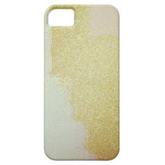 Glitzer und beige iPhone Kasten Schutzhülle Fürs iPhone 5