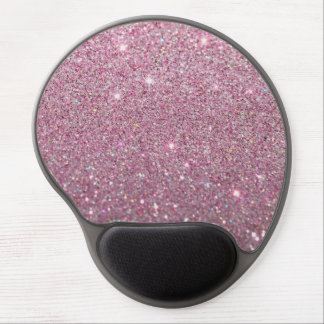 Glitzern u. Glitter Gel Mousepad