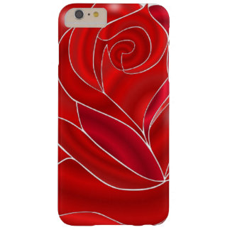 Glitzernder Rosen-Knospe IPhone Fall Barely There iPhone 6 Plus Hülle