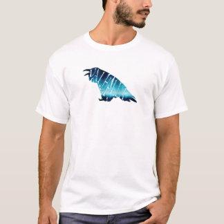 Glóandi Bláu Rabe Walhall T-Shirt