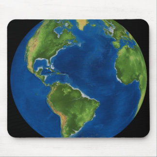 Globale Datenverarbeitung Mousepad