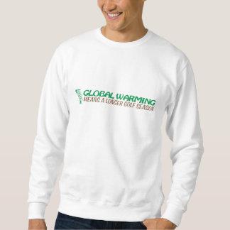 Globale Erwärmung bedeutet eine längere Sweatshirt