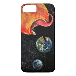 Globale Erwärmung iPhone 8/7 Hülle