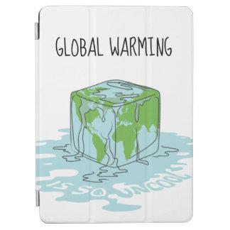 Globale Erwärmung ist so Uncool iPad Air Hülle