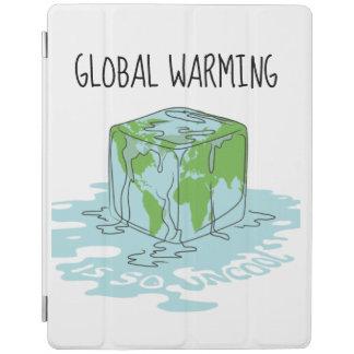 Globale Erwärmung ist so Uncool iPad Hülle