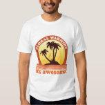 globale Erwärmung Tshirt