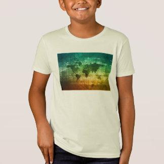 Globale Geschäftsstrategie und Entwicklung T-Shirt