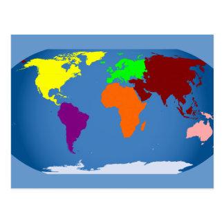 Globale Karte
