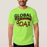 Globaler Erwärmungs-Scherz Shirts
