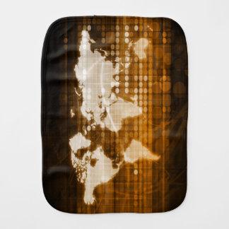 Globaler Zugang der Service-und Spucktuch