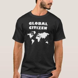 Globales Bürger-T-Shirt T-Shirt