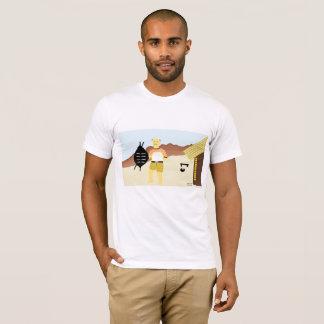 Globales Dorf T-Shirt