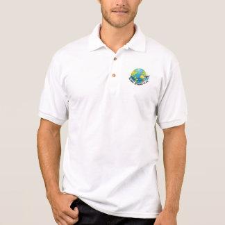 Globales Extrem filmt das Polo-Shirt (weiß) Polo Shirt