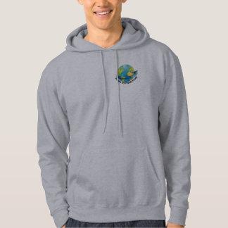 Globales Extrem filmt SweatshirtHoodie (grau) Hoodie