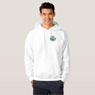 Globales Extrem filmt SweatshirtHoodie (weiß) Hoodie