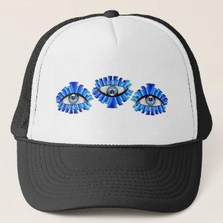 Globellinossa V1 - dreifache Augen Truckerkappe