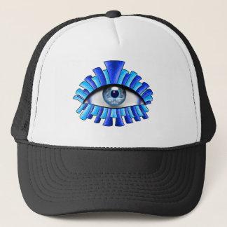 Globellinossa V1 - ein Auge Truckerkappe