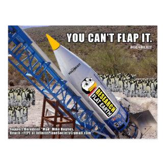 #GLOBEXIT M.M.R. CARD (flache Sammlung der Postkarte