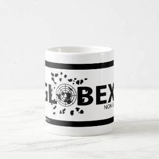 #GLOBEXIT (weiße) Kaffee-Tasse Verwandlungstasse