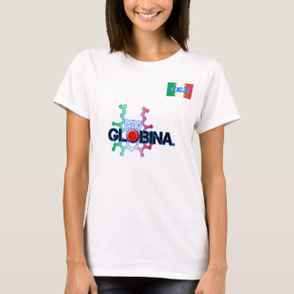 Globina für Italien T-Shirt