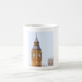 Glockenturm Kaffeetasse