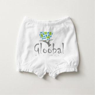 Gloobal T-Shirt Baby-Windelhöschen