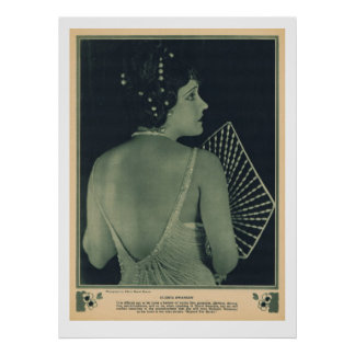 Gloria Swanson 1922 Poster
