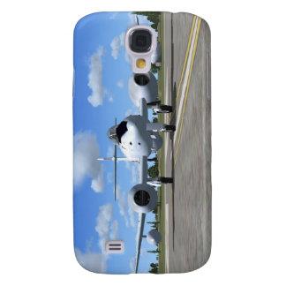 Gloster Meteor-Jet-Kämpfer-Flugzeug Galaxy S4 Hülle