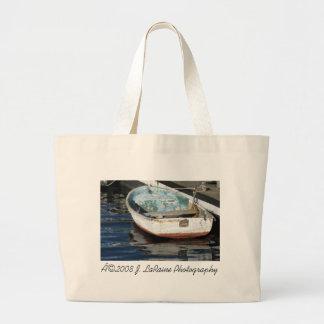 Gloucester-Hafen Jumbo Stoffbeutel