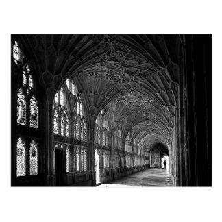 Gloucester-Kathedrale Postkarte