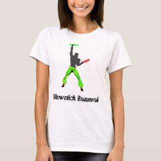 Glowstick Samurais T-Shirt