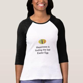 Glück findet das letzte Osterei T-Shirt