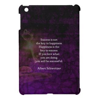 Glück ist der Schlüssel zu Erfolgs-emporhebendem Hülle Für iPad Mini
