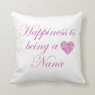 Glück ist eine Nana! Kissen