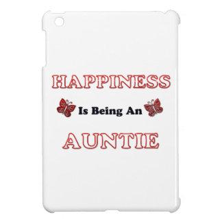 Glück ist eine Tante iPad Mini Hülle
