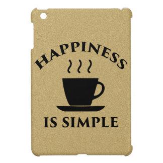 Glück ist einfach hülle für iPad mini