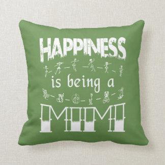 Glück ist MIMI Kissen