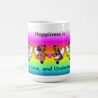 Glück ist… verwandlungstasse