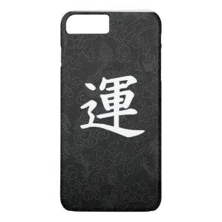 Glück-japanischer iPhone 8 Plus/7 Plus Hülle