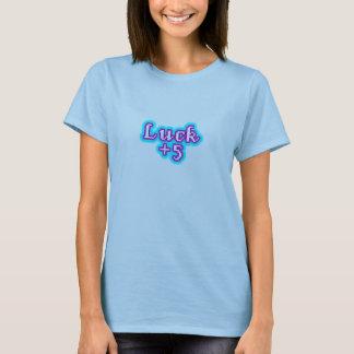 Glück plus 5 T-Shirt